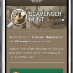 Mobile Scavenger Hunt